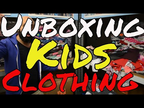 KM Shelf-Pull Kids Clothing Case