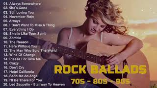 Download lagu Slow Rock love song nonstop | Rock Ballad of The 70s, 80s, 90s | Best Rock Ballads 📻