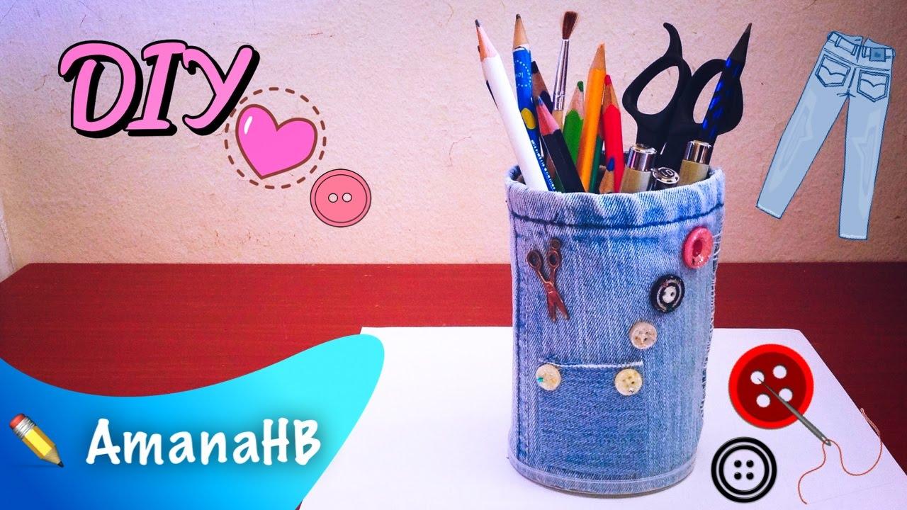 Diy Can Pencil Holder
