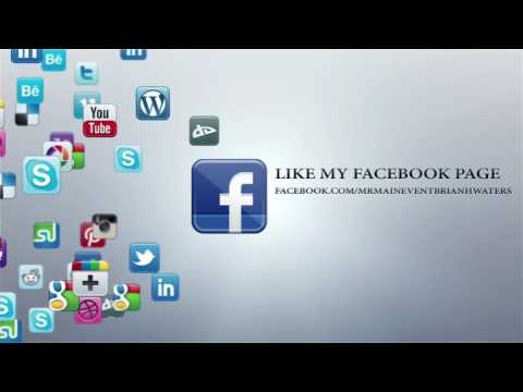 Follow Brian H Waters on Social Media