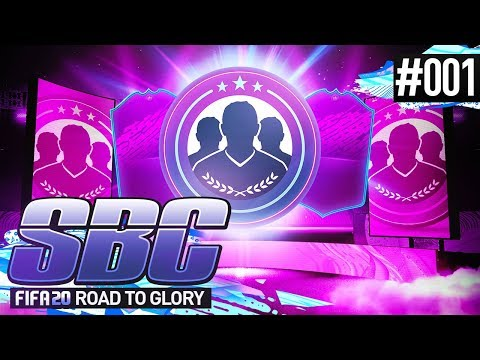 STARTING FROM NOTHING! - #FIFA20 LEAGUE SBC TO GLORY! #01 Ultimate Team