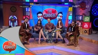The Comment - Tora Sudiro, Zahra Jasmine dan Vicky Monica Kung Fu