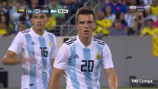 Giovani Lo Celso Vs Colombia●Individual Highlights● Friendly 12/09/2018  1080P