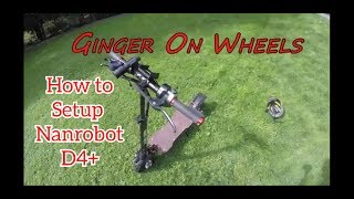 How To: Setup Your Nanrobot (D4+ specific) So It's Safe!
