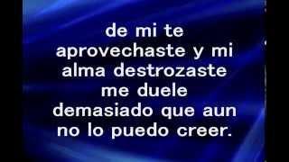 No Se -Letra- Julion Alvarez