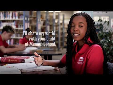 Menaul School: Share My World