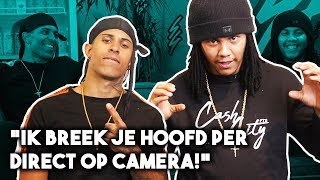 MARIO CASH EN SXTEEN OVER LABELS, POLITIE EN VLOGGEN - DE SUPERGAANDE TALKSHOW