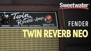 Fender '65 Twin Reverb Neo 85W 2x12