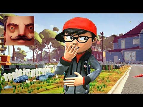 Hello Neighbor - My New Neighbor Scary Teacher BOY FULL HISTORY Gameplay Walkthrough