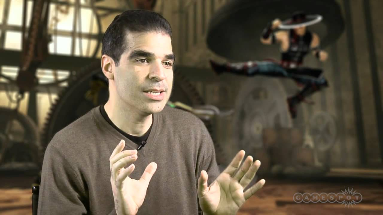 Mortal Kombat Interview: Ed Boon (PS3, Xbox 360) - YouTube