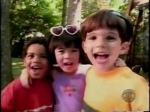 March 2001 - Nick Jr. Saturdays on CBS