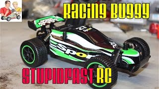 Beginners 1/20 2WD 2.4G High Speed RC Racing Buggy RTR Review