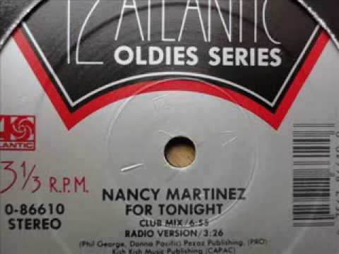 nancy martinez  for tonight 12 club mix