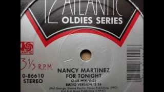 nancy martinez - for tonight (12
