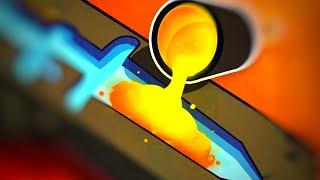 Blade Forge 3D Walkthrough screenshot 5