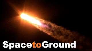 Space to Ground: Rocket