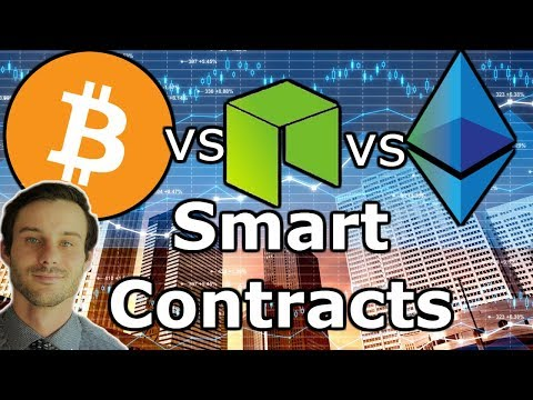 NEO vs Ethereum vs Bitcoin | Smart Contracts | NEO Is Different