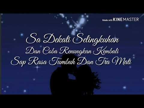 Near - Karna Su Sayang Ft Dian Sorowea [ Official Lyrics Video ]