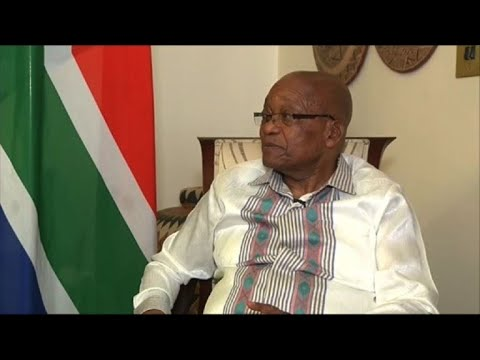 S.Africa's Zuma says efforts to oust him 'very unfair'