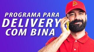 Bina e Programa para Delivery com Identificador de Chamadas screenshot 4