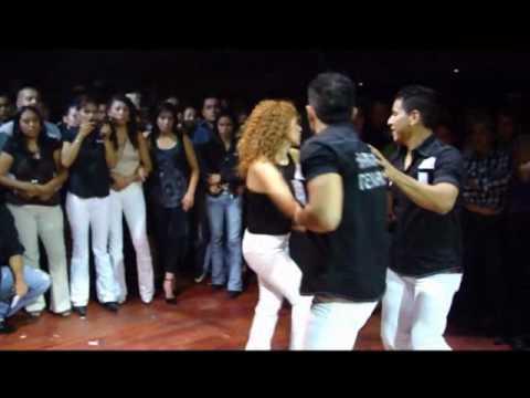 1º Encuentro Nacional Baile Tejano Tour 2010 - 8 Segundos en San Luis Potosi