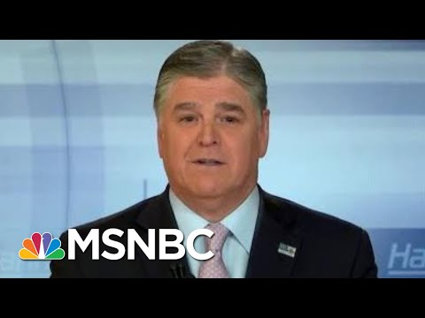 President Donald Trump BFF Sean Hannity's Latest Hard-Hitting Investigation | All In | MSNBC