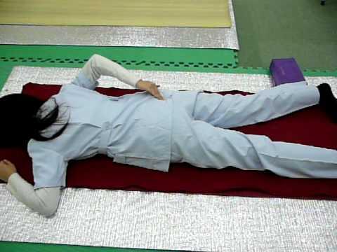 【坐骨神経痛に】仙腸関節体操【足のしびれや痛み】