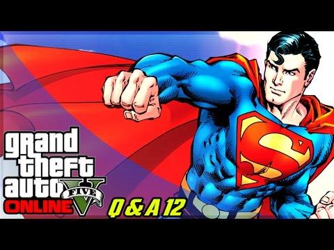 GTA 5 Online DLC - Super Hero DLC, Heists DLC, PC GTA 5 & More Q&A EP 12