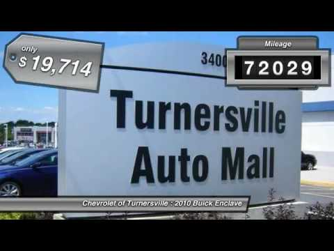 2010 Buick Enclave Awd 4dr Cxl W 1xl Turnersville Nj 08080