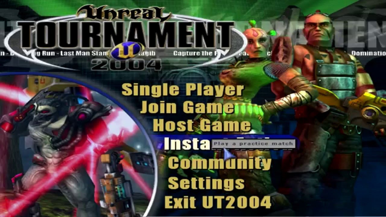 Install unreal tournament 2004 mac