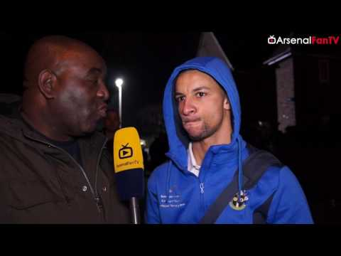 Sutton Utd 0-2 Arsenal | It Was Hard Against World Class Players! (Craig Eastmond)