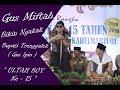 VIRAL.. GUS MIFTAH BIKIN GUS IPIN (BUPATI TRENGGALEK) NGAKAK acara 15 tahun BOY Trenggalek