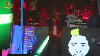 DAVIDO AND 9ICE'S PERFORMANCE AT DAVIDO LIVE IN CONCERT 2018