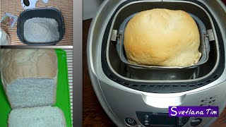 видео рецепты для хлебопечки