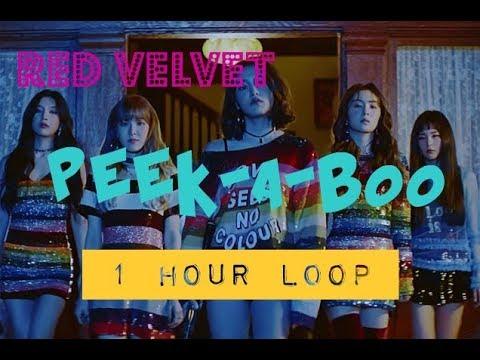 RED VELVET PEEK-A-BOO 1 HR LOOP    Lavina