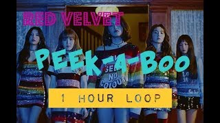 Download Lagu RED VELVET PEEK-A-BOO 1 HR LOOP || Lavina Mp3