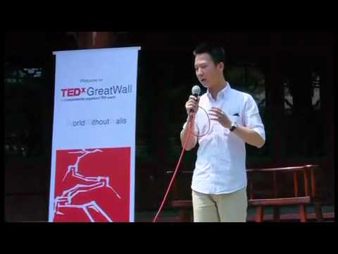 Wine & Culture: Chen Wu at TEDxGreatWall