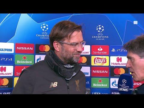 Jurgen Klopp hails 'special' achievement as Liverpool reach last four