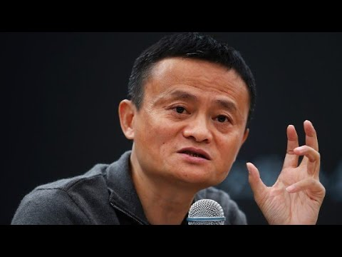 Jack Ma: 'We shouldn't fear AI'