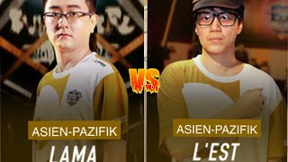 SWC2019 World Finals LAMA vs Lest