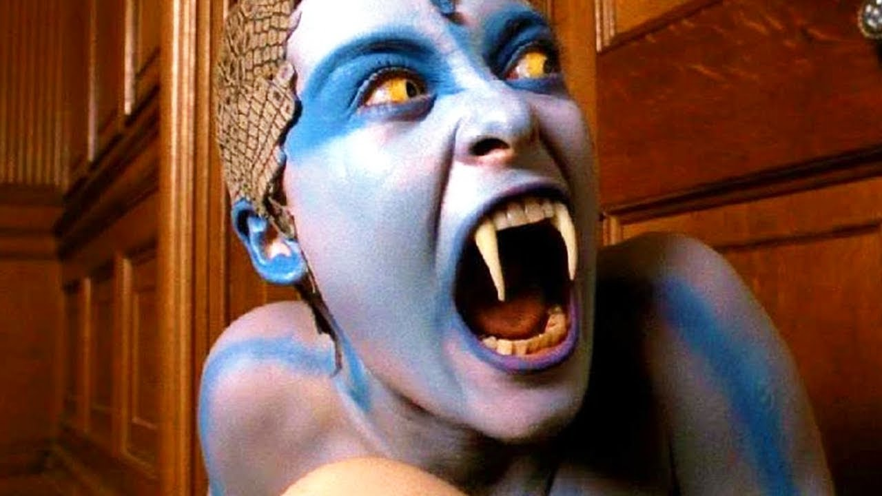 LAIR OF THE WHITE WORM Trailer (1988) Retro Horror - YouTube