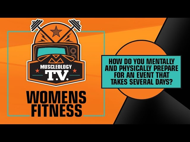 MSTV | WOMENS FITNESS | TRAINING FOR LONG EVENTS