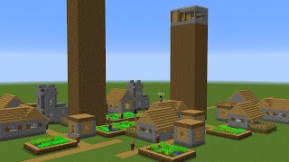 How Big Can Minecraft Get?