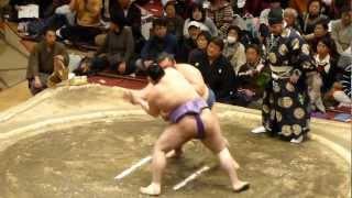 2013年2月10日(日)、日本大相撲トーナメント第37回大会に行って来まし...