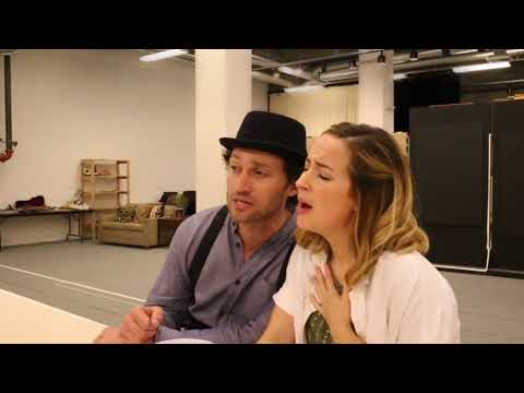 """It's A Shame"" - Benny & Joon in rehearsal at The Old Globe"