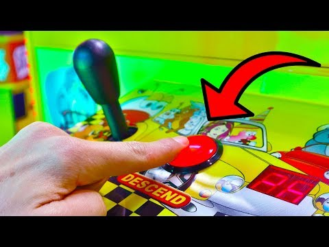 I Found a REAL Claw Machine Hack 🔨