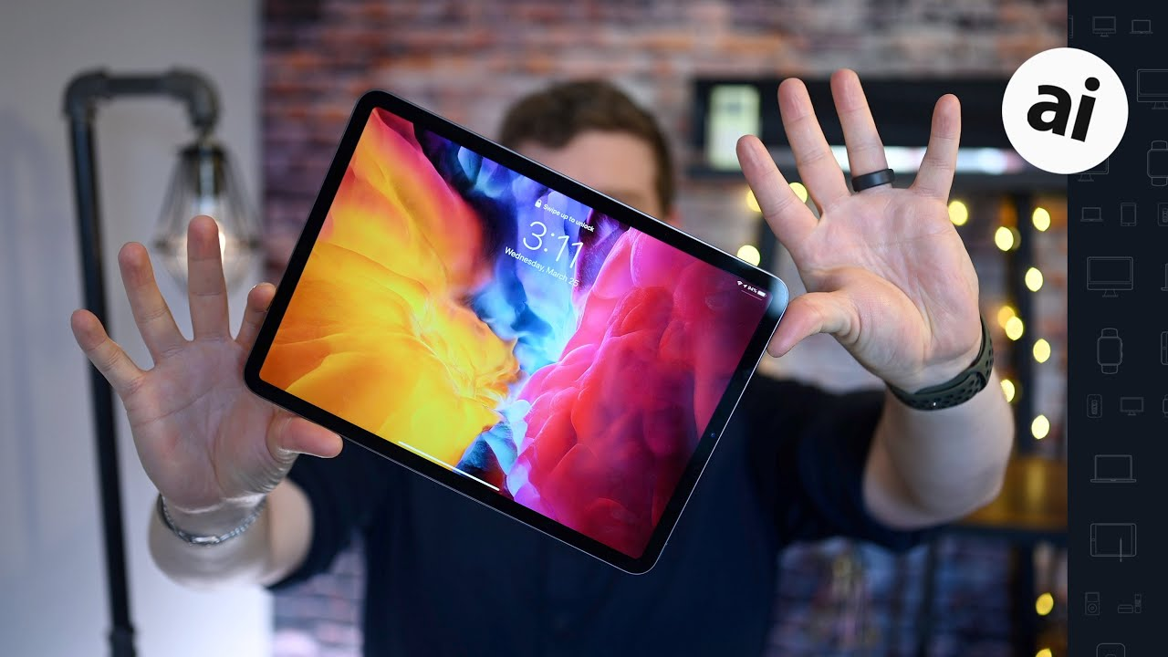 Hands on: Apple's 2020 iPad Pro nails the user experience