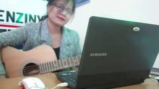 Bản guitar Cảm ơn Người tình của Dung Lê!!