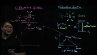 Fluorescence Spectroscopy: Emission Spectrum vs Excitation Spectrum
