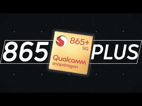 What is the Snapdragon 865 PLUS??
